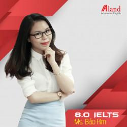 Ms. Bảo Kim - 8.0 IELTS