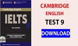 Review + file PDF: sách luyện thi Cambridge IELTS 9 bản đẹp