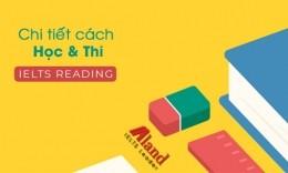 IELTS Reading - Chi tiết cách Học & Thi theo từng dạng bài