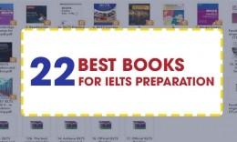 Combo 22 best book for IELTS preparation