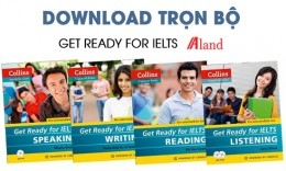 Get Ready for IELTS (Reading, Listening, Writing, Speaking) - phiên bản 2019