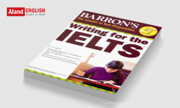 Review + PDF: BARRON'S Writing for the IELTS