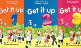 Combo sách tiếng anh tiểu học Get it Up 1, 2, 3, 4, 5 {Full PDF}