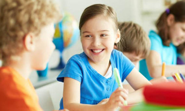 Khóa giao tiếp toàn diện 4 kỹ năng cho con Tiểu học - Cam kết chứng chỉ KET
