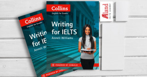 Writing for IELTS (Collins) - Sách luyện thi IELTS Band 6.5