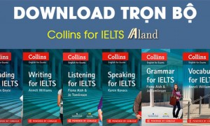 [Review chi tiết + Download] Trọn bộ Collins for IELTS
