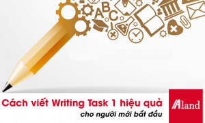 Cách viết Writing Task 1 hiệu quả nhất cho người mới bắt đầu
