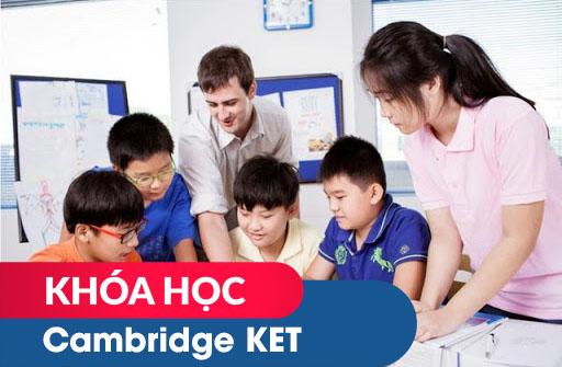 Khóa học Cambridge KET